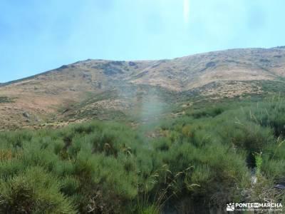 Gredos: Sierras del Cabezo y Centenera;pantano de picadas monasterios de aragon atienza castillo ca?